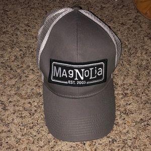 Maganolia trucker hat